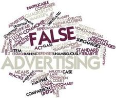 false-advertising