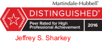 Martindale Rating Sharkey