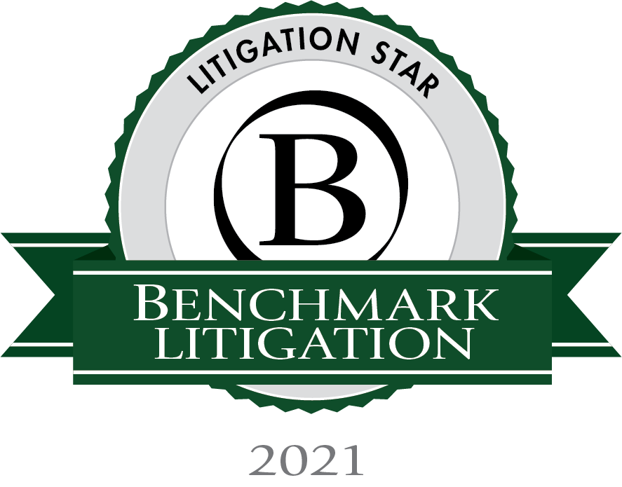 Litigation stars_Benchmark 2021