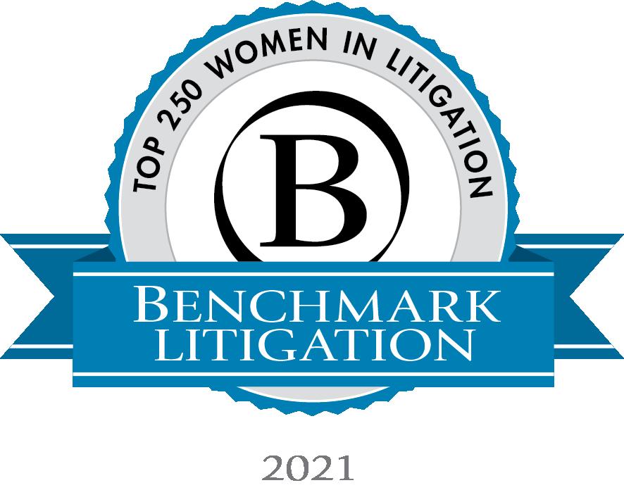 benchmark litigation_eer_Top 250 Women in lit 2021