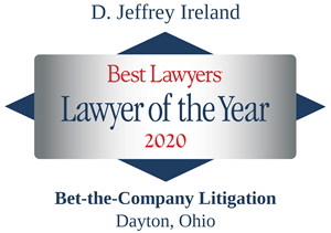 best lawyers_Jeff Ireland 2020 Lawyer of the Year